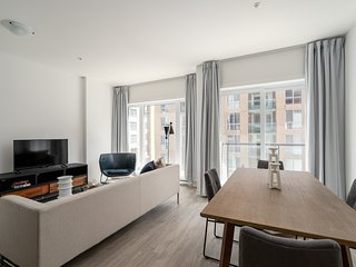 Bohemian 1BR in Quartier des Spectacles by Sonder