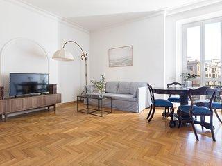 Sonder | Villa Borghese | Ideal 3BR + Balcony