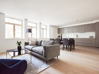 Modern 2BR in Oxford Circus by Sonder