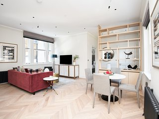 Exquisite 1BR in Covent Garden by Sonder