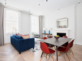 Airy 2BR in Covent Garden by Sonder