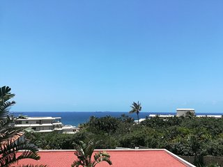 Umhlanga 3 Bedroom Apartment Sea Views -Direct Beach Access