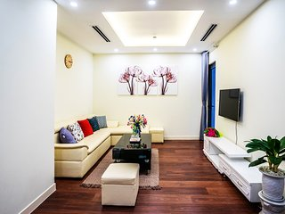 HaNoi HomeStay#3,Imperia Luxury Apt near Vincom Royal★HaNoi Centre★
