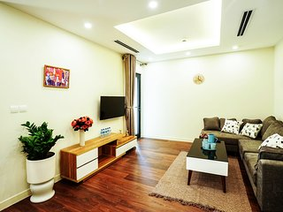 HaNoi HomeStay#2, HaNoi 5★ Beautiful 2BR Apartment in Downtown★
