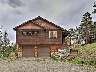 NEW! Modern Evergreen Home near Denver & Mtns!