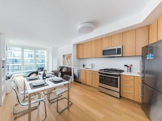 New York luxury apartment close to Columbus Circle
