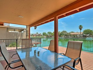 NEW! Waterfront Casa Grande House Near Downtown!