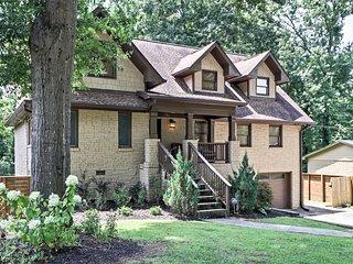 NEW! Spacious Atlanta House - 9 Miles to Downtown!