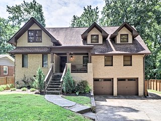 NEW! Spacious Atlanta House - 9 Miles to Downtown!