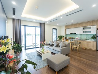 Zenstay#5, Imperia HaNoi 5★ modern Apartment 3BR in Downtown★