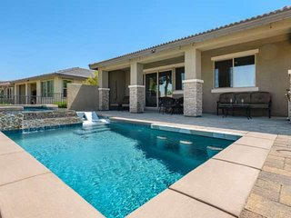Indian Palms (NEW Home! NEW SaltWater Pool/Spa) Mountain & Golf Course Views - N