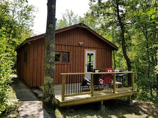 Waterfront cabin - Lake of the Woods, Sioux Narrows, great fishing