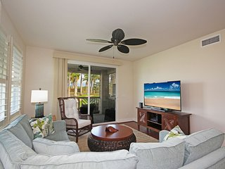 Pili Mai 15A Luxurious 3bd with A/C on the Kiahuna Golf Course