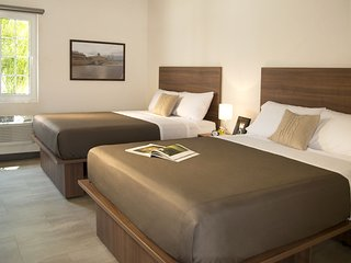 Hotel Extended Suites Coatzacoalcos Forum - Doble Suite #51