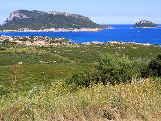 Bilocale in residence tranquillo,vicino al mare con splendida vista. Rif 10D