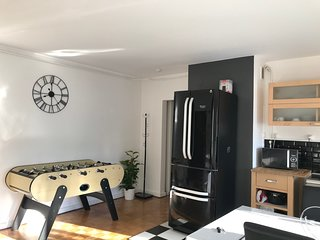 Wonderful spacious 1 BR flat of 66m2 near Paris