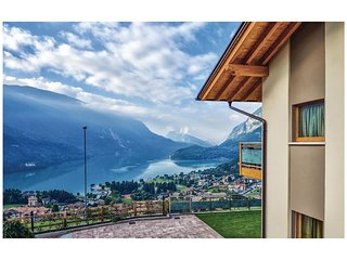 2 bedroom Apartment in Molveno, Trentino-Alto Adige, Italy : ref 5574831