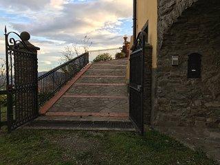Castellaccio5terre residence nel borgo medioevale