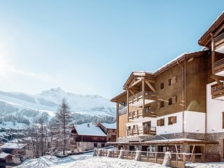 3 bedroom Apartment in Les Avanchers-Valmorel, Auvergne-Rhône-Alpes, France : re