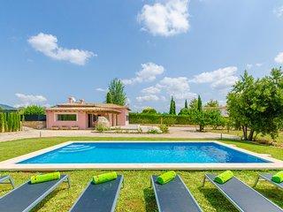 SES VELES - Villa for 6 people in LLOSETA
