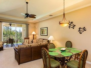 Waikoloa Beach Villas P32-3rd Floor, 2 Bedroom Villa with views of Golf Cours