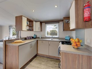 willerby avondale 6 berth caravan at Blue dolphin leisure park