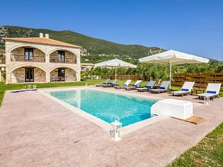 4 bedroom Villa in Chartata, Ionian Islands, Greece : ref 5647769