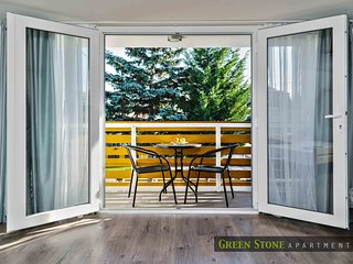 Green Stone Apartments 2 - Hajdúszoboszló