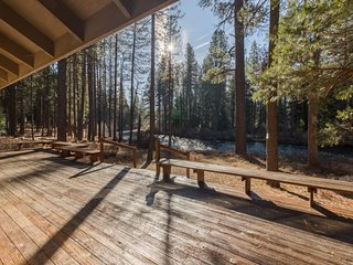 Metolius Riverside Retreat