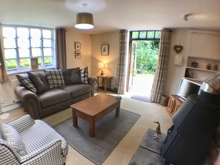 The Smithy, Bodenham, Herefordshire- idyllic riverside accommodation