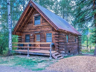 Perry Mansfield Woodshack Cabin