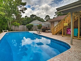 NEW! 2,000 Square Foot Pensacola Home w/ Pool!