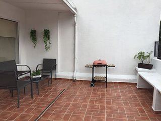 Private Room with Bunk Bed at Casa La Terraza