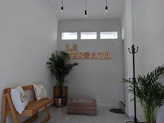 2 Private Bedrooms w/Bathroom at Casa La Terraza Condesa