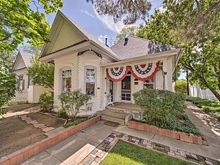 NEW! Historic Prescott Home w/Porch -Walk to Town!