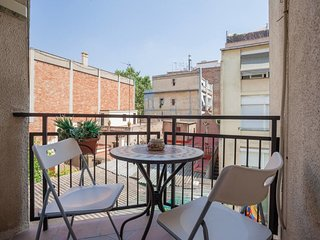 Charming 2 bed flat near Park Guell