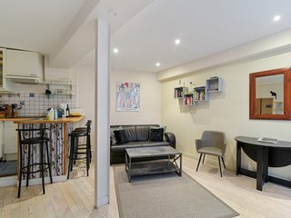 New renovated Saint Germain 2BD