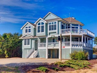 Belle Eire Home at Corolla