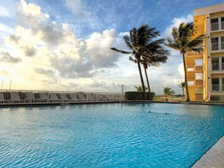 Visit the elegant Sea Gardens Resort on the beach!