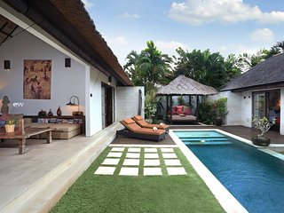 Deluxe 2 Bedroom Villa2 Near Seminyak Beach & Kudeta;