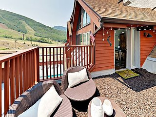3BR Ski-in/Out Condo at Park City Base w/ Hot Tub, Pool & Rooftop Patio