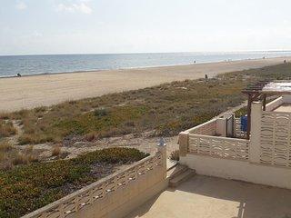 Apartamento en primera linea de playa, Denia