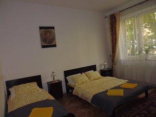 Très grand et moderne appartement de 3 pièces (100m2) dans la vieille ville