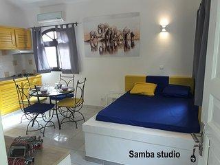Studio Samba Residentie Nathangue 1, Saly