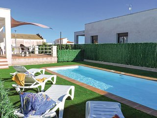 3 bedroom Villa in l'Eucaliptus, Catalonia, Spain : ref 5549900