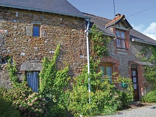 4 bedroom Villa in Les Touches, Brittany, France : ref 5537328