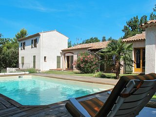4 bedroom Villa in Regusse, Provence-Alpes-Cote d'Azur, France : ref 5657569