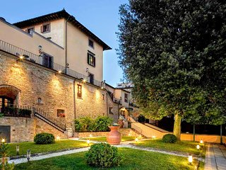 27 bedroom Villa in Montaione, Tuscany, Italy : ref 5657383