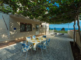 DUBROVNIK, Mlini, sea view apartment PENDO 3