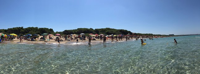 Padula Bianca Beach